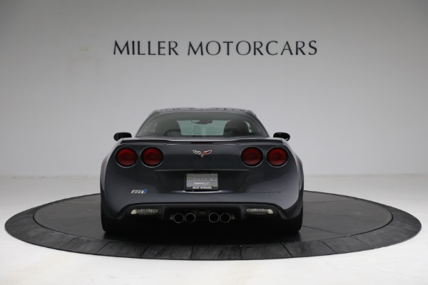 Used 2010 Chevrolet Corvette ZR1 for sale Call for price at Rolls-Royce Motor Cars Greenwich in Greenwich CT 06830 6