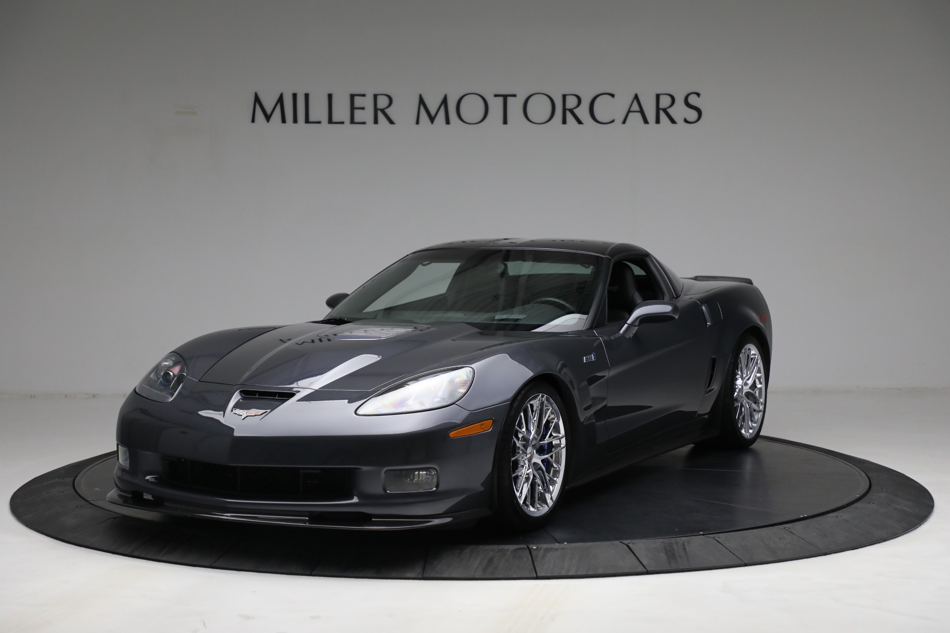 Used 2010 Chevrolet Corvette ZR1 for sale Call for price at Rolls-Royce Motor Cars Greenwich in Greenwich CT 06830 1