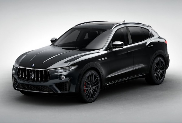 New 2021 Maserati Levante for sale Sold at Rolls-Royce Motor Cars Greenwich in Greenwich CT 06830 1