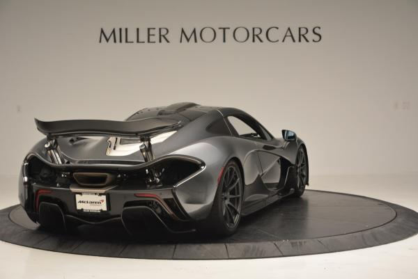 Used 2014 McLaren P1 Coupe for sale Call for price at Rolls-Royce Motor Cars Greenwich in Greenwich CT 06830 10