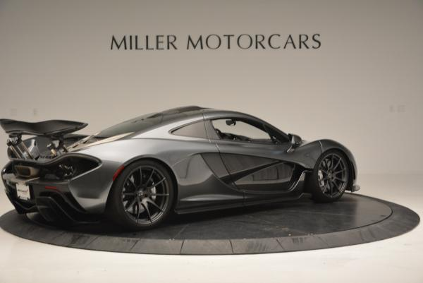 Used 2014 McLaren P1 for sale Call for price at Rolls-Royce Motor Cars Greenwich in Greenwich CT 06830 11