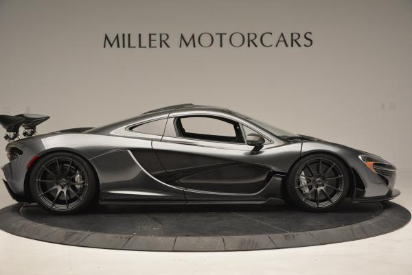 Used 2014 McLaren P1 Coupe for sale Call for price at Rolls-Royce Motor Cars Greenwich in Greenwich CT 06830 12