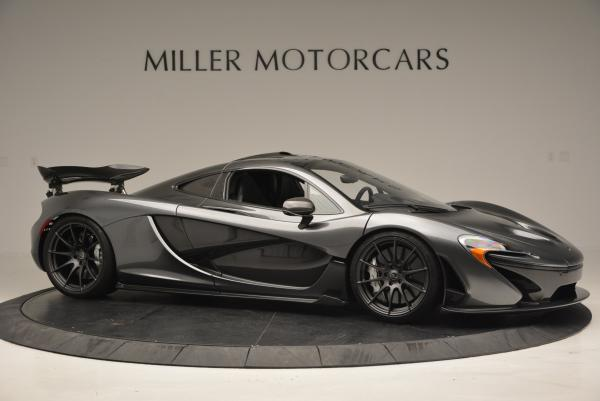 Used 2014 McLaren P1 Coupe for sale Call for price at Rolls-Royce Motor Cars Greenwich in Greenwich CT 06830 13