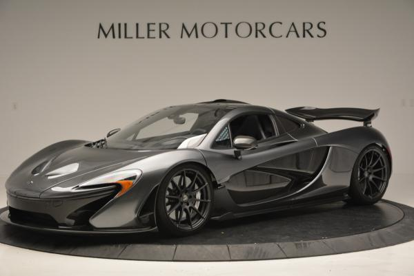 Used 2014 McLaren P1 for sale Call for price at Rolls-Royce Motor Cars Greenwich in Greenwich CT 06830 2