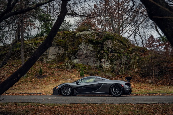 Used 2014 McLaren P1 Coupe for sale Call for price at Rolls-Royce Motor Cars Greenwich in Greenwich CT 06830 21