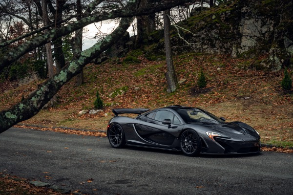 Used 2014 McLaren P1 Coupe for sale Call for price at Rolls-Royce Motor Cars Greenwich in Greenwich CT 06830 22