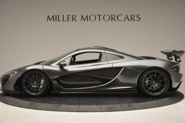 Used 2014 McLaren P1 for sale Call for price at Rolls-Royce Motor Cars Greenwich in Greenwich CT 06830 3