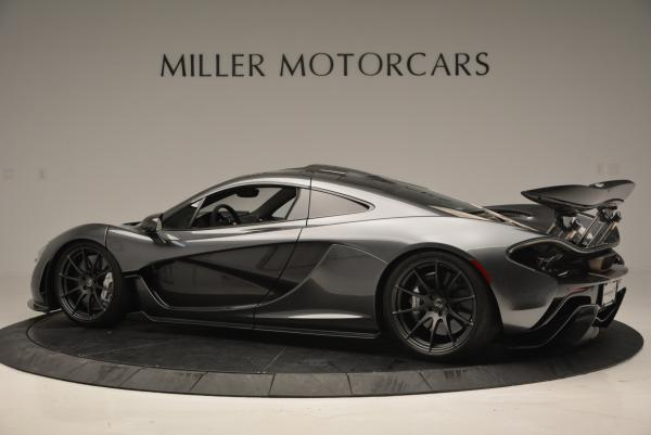 Used 2014 McLaren P1 Coupe for sale Call for price at Rolls-Royce Motor Cars Greenwich in Greenwich CT 06830 4