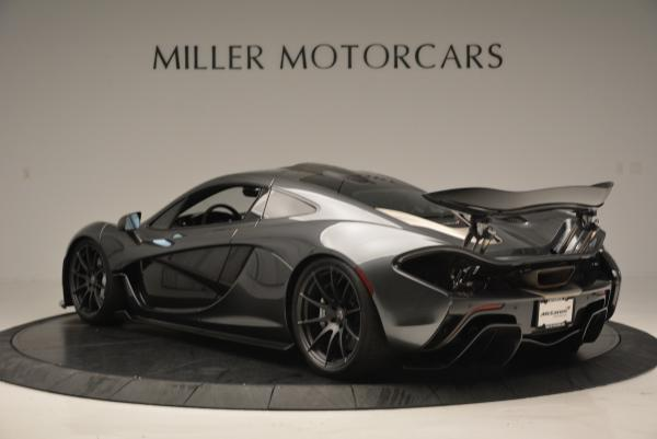 Used 2014 McLaren P1 Coupe for sale Call for price at Rolls-Royce Motor Cars Greenwich in Greenwich CT 06830 5