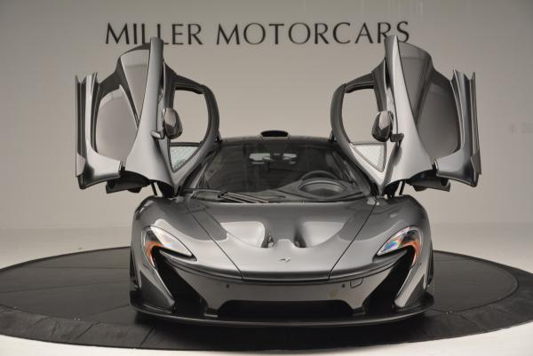 Used 2014 McLaren P1 Coupe for sale Call for price at Rolls-Royce Motor Cars Greenwich in Greenwich CT 06830 6