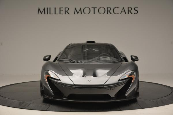 Used 2014 McLaren P1 Coupe for sale Call for price at Rolls-Royce Motor Cars Greenwich in Greenwich CT 06830 7