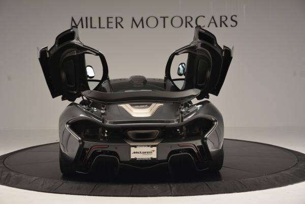 Used 2014 McLaren P1 Coupe for sale Call for price at Rolls-Royce Motor Cars Greenwich in Greenwich CT 06830 8