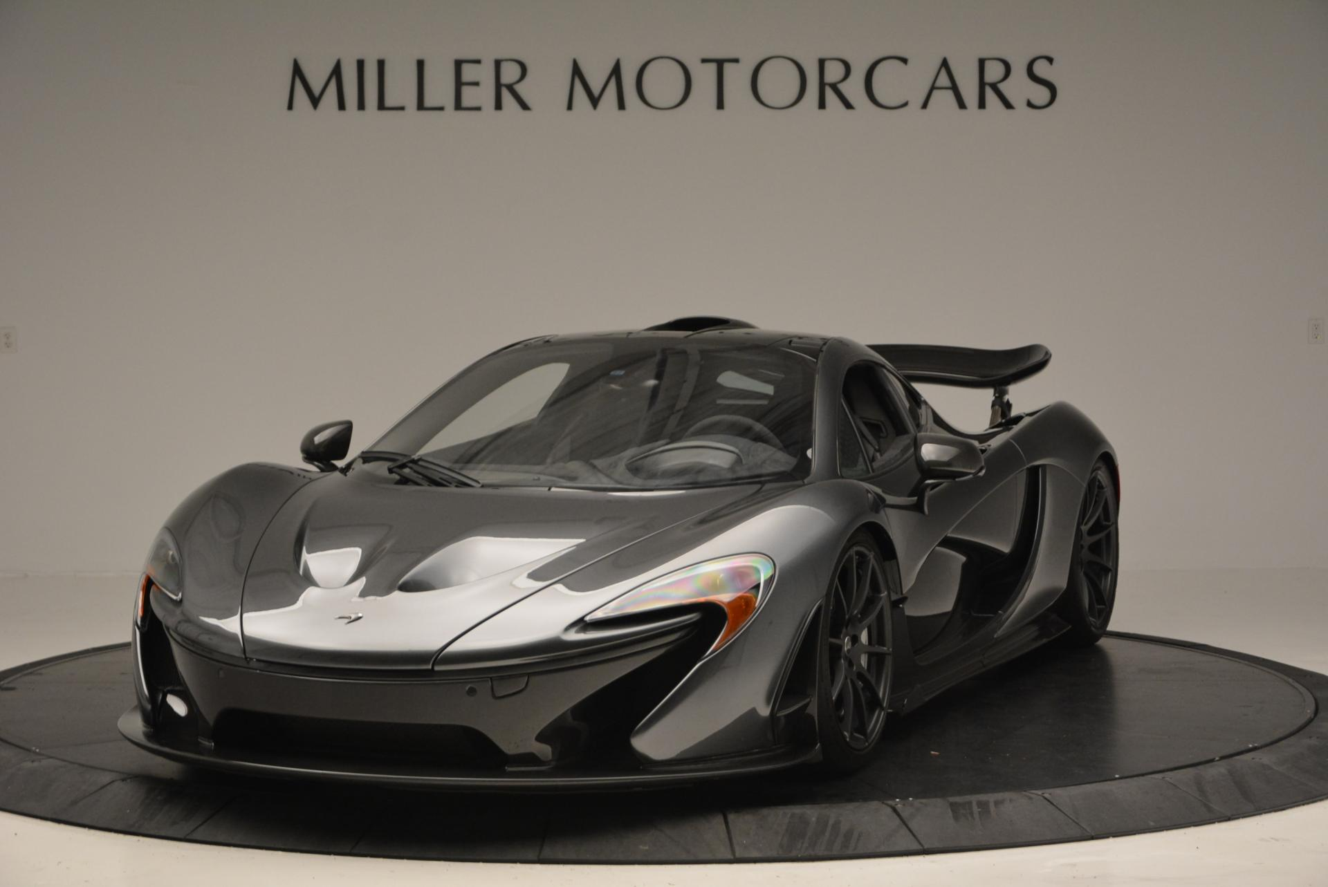Used 2014 McLaren P1 Coupe for sale Call for price at Rolls-Royce Motor Cars Greenwich in Greenwich CT 06830 1
