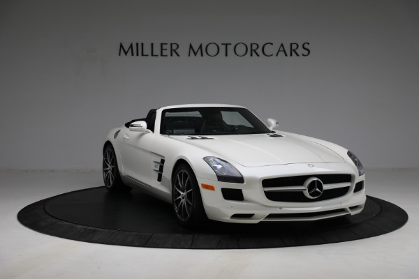 Used 2012 Mercedes-Benz SLS AMG for sale $159,900 at Rolls-Royce Motor Cars Greenwich in Greenwich CT 06830 10