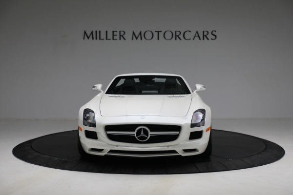 Used 2012 Mercedes-Benz SLS AMG for sale $159,900 at Rolls-Royce Motor Cars Greenwich in Greenwich CT 06830 11