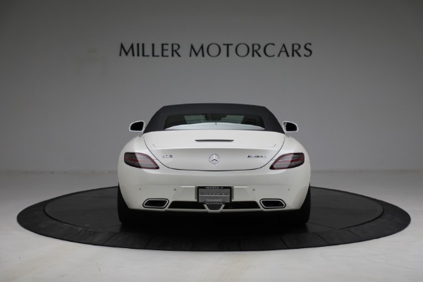Used 2012 Mercedes-Benz SLS AMG for sale $159,900 at Rolls-Royce Motor Cars Greenwich in Greenwich CT 06830 13