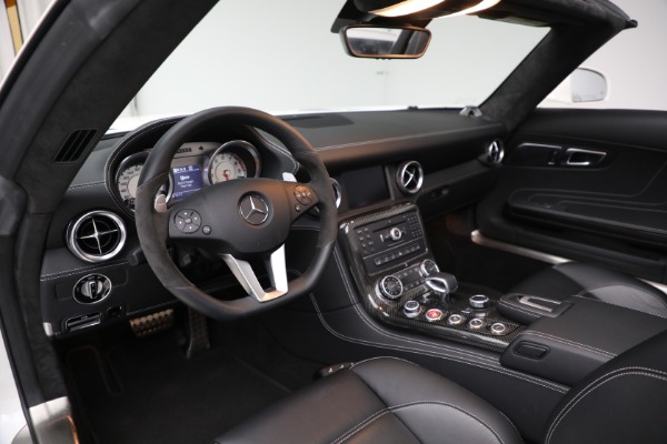 Used 2012 Mercedes-Benz SLS AMG for sale $159,900 at Rolls-Royce Motor Cars Greenwich in Greenwich CT 06830 15