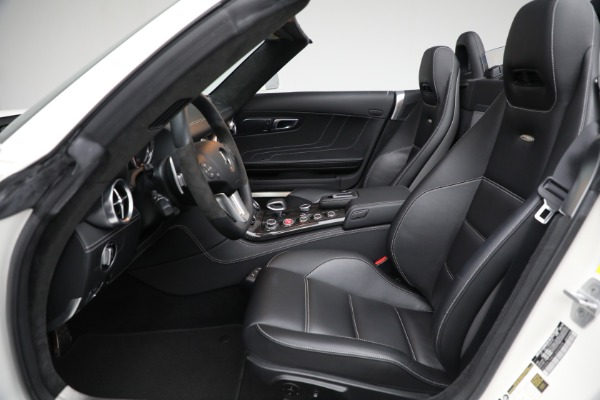 Used 2012 Mercedes-Benz SLS AMG for sale $159,900 at Rolls-Royce Motor Cars Greenwich in Greenwich CT 06830 16