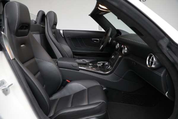 Used 2012 Mercedes-Benz SLS AMG for sale $159,900 at Rolls-Royce Motor Cars Greenwich in Greenwich CT 06830 19