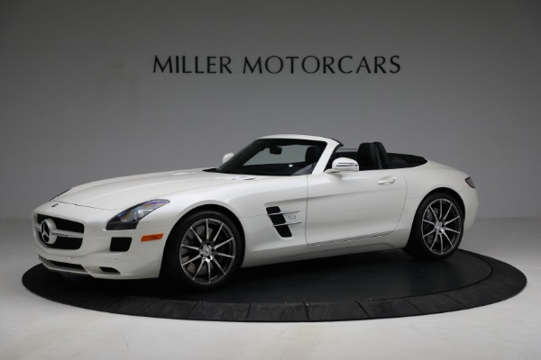 Used 2012 Mercedes-Benz SLS AMG for sale $159,900 at Rolls-Royce Motor Cars Greenwich in Greenwich CT 06830 2