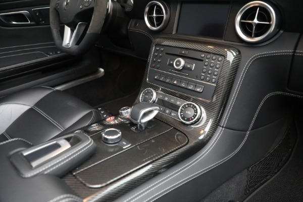 Used 2012 Mercedes-Benz SLS AMG for sale $159,900 at Rolls-Royce Motor Cars Greenwich in Greenwich CT 06830 21