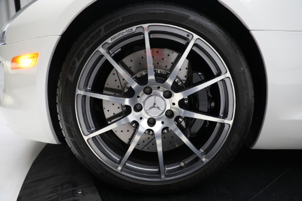Used 2012 Mercedes-Benz SLS AMG for sale $159,900 at Rolls-Royce Motor Cars Greenwich in Greenwich CT 06830 23