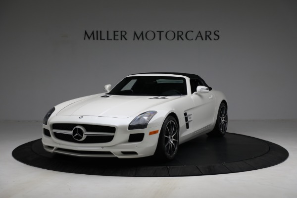 Used 2012 Mercedes-Benz SLS AMG for sale $159,900 at Rolls-Royce Motor Cars Greenwich in Greenwich CT 06830 3