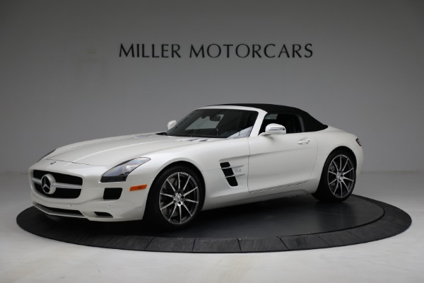 Used 2012 Mercedes-Benz SLS AMG for sale $159,900 at Rolls-Royce Motor Cars Greenwich in Greenwich CT 06830 4