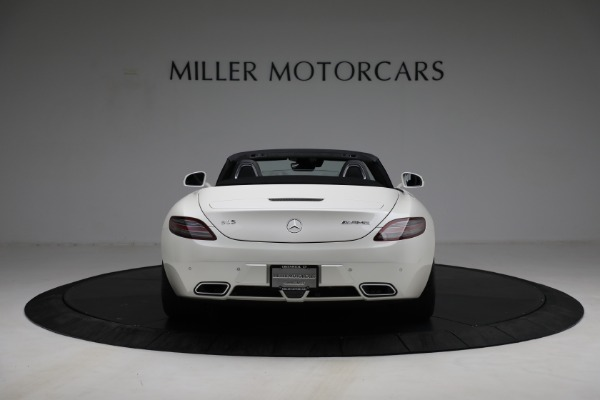 Used 2012 Mercedes-Benz SLS AMG for sale $159,900 at Rolls-Royce Motor Cars Greenwich in Greenwich CT 06830 6