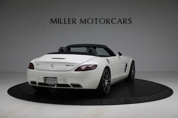 Used 2012 Mercedes-Benz SLS AMG for sale $159,900 at Rolls-Royce Motor Cars Greenwich in Greenwich CT 06830 7