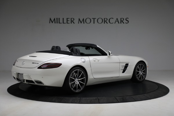 Used 2012 Mercedes-Benz SLS AMG for sale $159,900 at Rolls-Royce Motor Cars Greenwich in Greenwich CT 06830 8