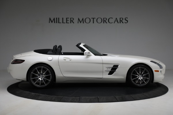 Used 2012 Mercedes-Benz SLS AMG for sale $159,900 at Rolls-Royce Motor Cars Greenwich in Greenwich CT 06830 9