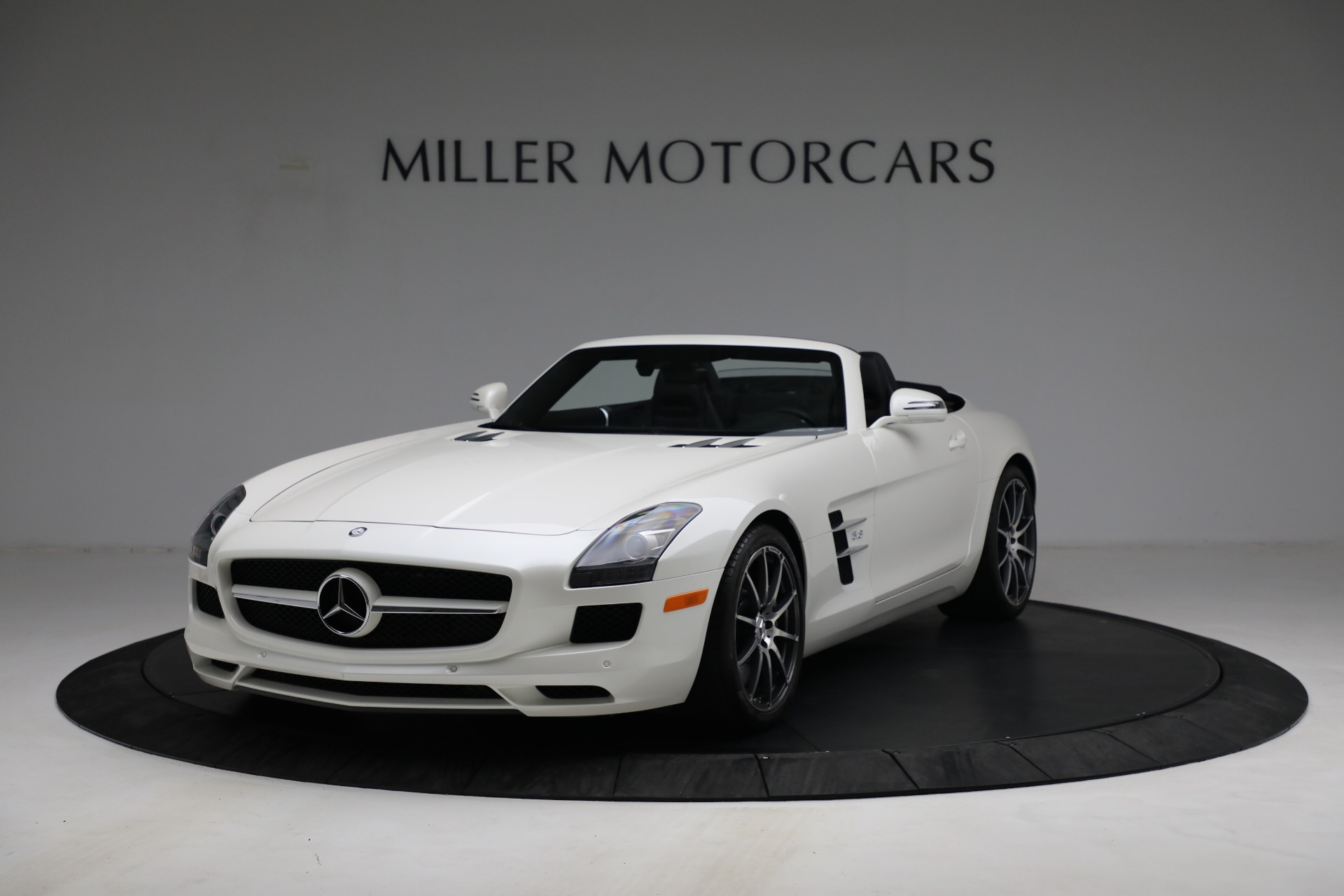 Used 2012 Mercedes-Benz SLS AMG for sale $159,900 at Rolls-Royce Motor Cars Greenwich in Greenwich CT 06830 1