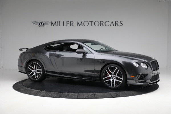 Used 2017 Bentley Continental GT Supersports for sale $189,900 at Rolls-Royce Motor Cars Greenwich in Greenwich CT 06830 10