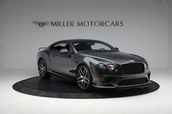 Used 2017 Bentley Continental GT Supersports for sale $189,900 at Rolls-Royce Motor Cars Greenwich in Greenwich CT 06830 11