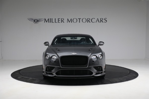 Used 2017 Bentley Continental GT Supersports for sale $189,900 at Rolls-Royce Motor Cars Greenwich in Greenwich CT 06830 12
