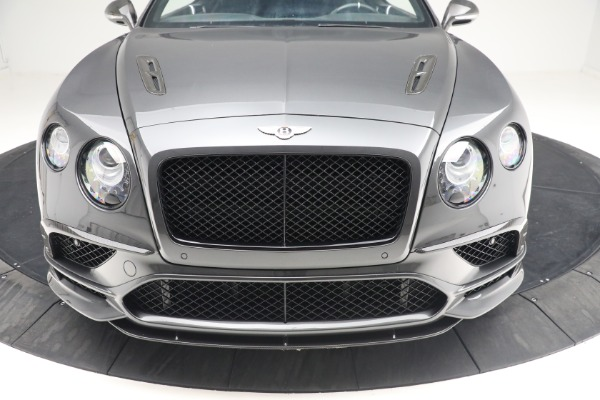 Used 2017 Bentley Continental GT Supersports for sale $189,900 at Rolls-Royce Motor Cars Greenwich in Greenwich CT 06830 13