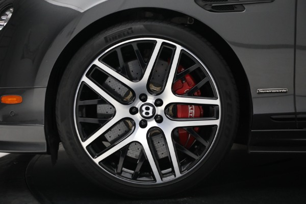 Used 2017 Bentley Continental GT Supersports for sale $189,900 at Rolls-Royce Motor Cars Greenwich in Greenwich CT 06830 15