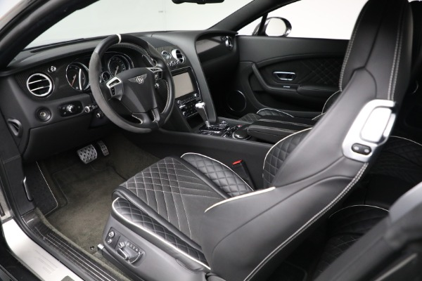 Used 2017 Bentley Continental GT Supersports for sale $189,900 at Rolls-Royce Motor Cars Greenwich in Greenwich CT 06830 17
