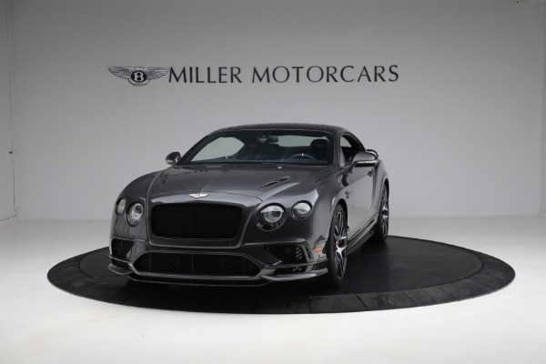 Used 2017 Bentley Continental GT Supersports for sale $189,900 at Rolls-Royce Motor Cars Greenwich in Greenwich CT 06830 2