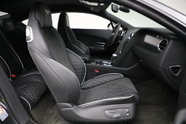 Used 2017 Bentley Continental GT Supersports for sale $189,900 at Rolls-Royce Motor Cars Greenwich in Greenwich CT 06830 23