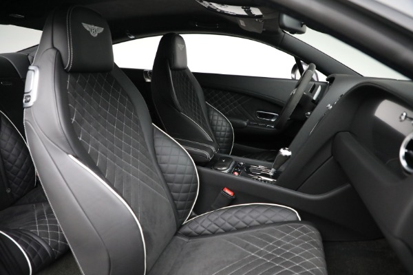 Used 2017 Bentley Continental GT Supersports for sale $189,900 at Rolls-Royce Motor Cars Greenwich in Greenwich CT 06830 24