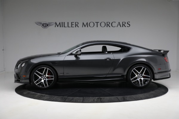 Used 2017 Bentley Continental GT Supersports for sale $189,900 at Rolls-Royce Motor Cars Greenwich in Greenwich CT 06830 3