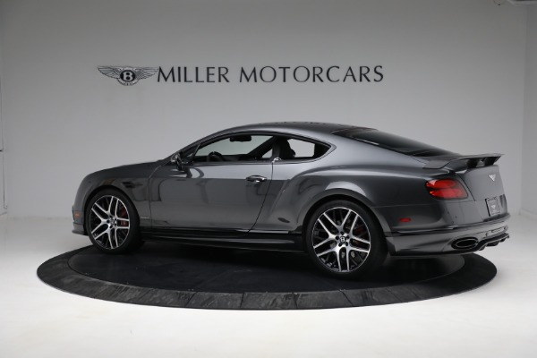 Used 2017 Bentley Continental GT Supersports for sale $189,900 at Rolls-Royce Motor Cars Greenwich in Greenwich CT 06830 4