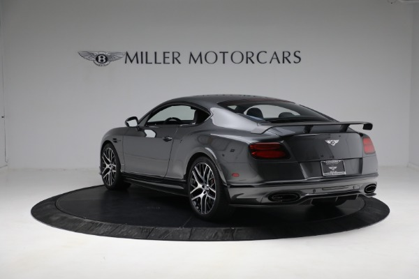 Used 2017 Bentley Continental GT Supersports for sale $189,900 at Rolls-Royce Motor Cars Greenwich in Greenwich CT 06830 5