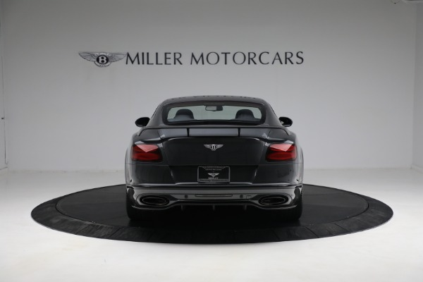 Used 2017 Bentley Continental GT Supersports for sale $189,900 at Rolls-Royce Motor Cars Greenwich in Greenwich CT 06830 6