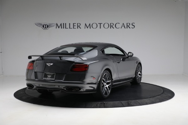 Used 2017 Bentley Continental GT Supersports for sale $189,900 at Rolls-Royce Motor Cars Greenwich in Greenwich CT 06830 7