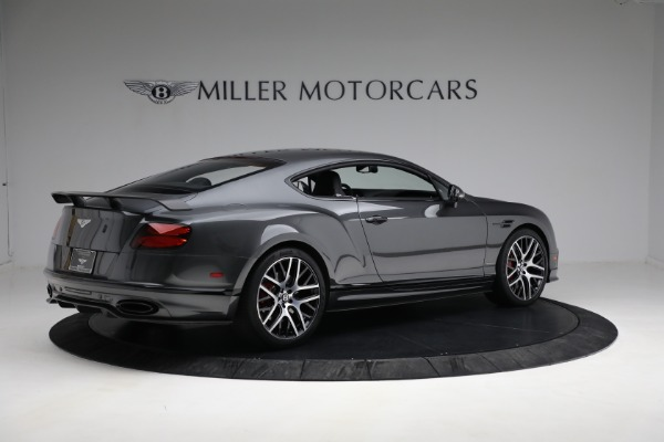 Used 2017 Bentley Continental GT Supersports for sale $189,900 at Rolls-Royce Motor Cars Greenwich in Greenwich CT 06830 8