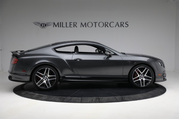 Used 2017 Bentley Continental GT Supersports for sale $189,900 at Rolls-Royce Motor Cars Greenwich in Greenwich CT 06830 9