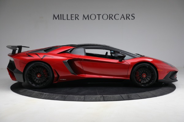 Used 2017 Lamborghini Aventador LP 750-4 SV for sale $599,900 at Rolls-Royce Motor Cars Greenwich in Greenwich CT 06830 12